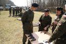 Szkolenie na strzelnicy wojskowej w Wejherowie