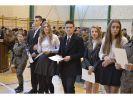 Zakończenie roku szkolnego 2014/2015 klas maturalnych